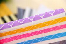102 Photo Album Self-adhesive DIY Handcraft Picture Corner Sticker Colorful