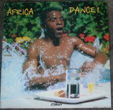 vinyle africa dance / musique des films /  disque south africa / Klaus Kinski