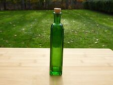 Green Decorative Bottle