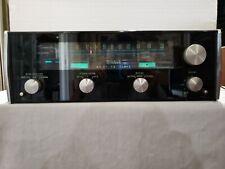Vintage McIntosh MR-77 FM Tuner. Looks good, works well!