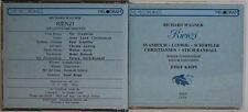 WAGNER - RIENZI - SVANTHOLM LUDWIG SCHÖFFLER CHRISTIANSEN -KRIPS 2-CD-BOX (W140)
