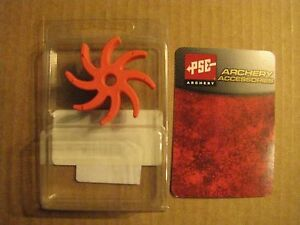 ***NEW PSE BOW COLOR CABLE GUARD DAMPER ARCHERY PSE01097OR ORANGE