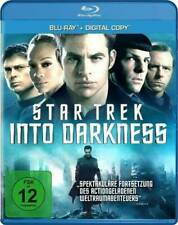 Star Trek Into Darkness Blu Ray