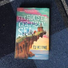 The House in the Cerulean Sea by TJ Klune (English) Hardcover Book New