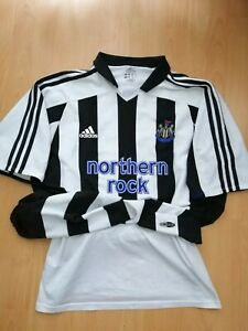 Kluivert #11 Newcastle United Player Issue Dual Layer Jersey XL Match Worn