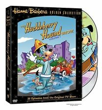 The Huckleberry Hound Show: Vol. 1 (DVD, 2005, 4-Disc Set) NEW Cartoon Animated