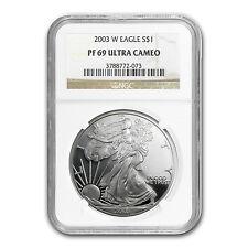 2003-W Proof Silver American Eagle PF-69 NGC - SKU #19957