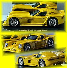 Panoz Esperante GTR Roadcar 2000-09 gelb yellow metallic 1:43