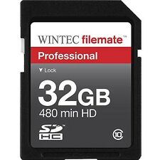 32GB Hi-Speed SD SDHC Memory Card For Canon Powershot SX510 HS Digital Camera