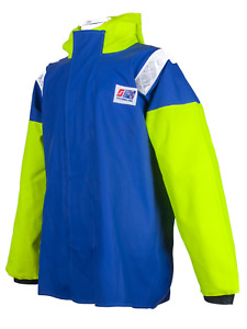 Stormline Lightweight Commercial Fishing Rain Gear Jacket, Pick Size- Free Ship*