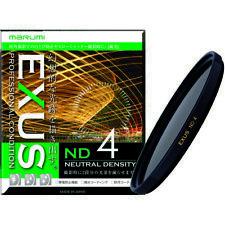 New MARUMI EXUS ND4 67mm Neutral Density Lens Filter 2 Stops