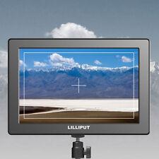 """Lilliput A7 7"""" 1920x1200 FULL HD 1080P HDMI Camera Video Monitor w/F970 Plate"""