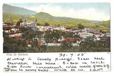 3167.-STA CRUZ DE TENERIFE -Villa de Orotava  (Postal Sin División)(1905)