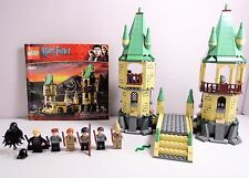 Lego 4867 Harry Potter Hogwarts Set Complete with 7 Minifigures No Box