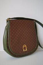 RARE Vintage GUCCI GG Monogram Handbag Purse
