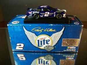 Rusty Wallace #2 Miller Lite Harley-Davidson 1999 Ford Taurus 1:64 Action
