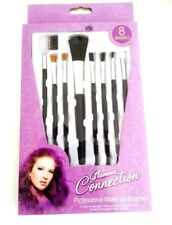NEW Connection Quality 8pc Makeup Brushes Sets