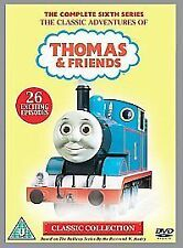 Thomas The Tank Engine And Friends: Classic Collection - Series 6 [DVD] (New)