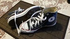 Converse Chuck Taylor TriZips Denim high top
