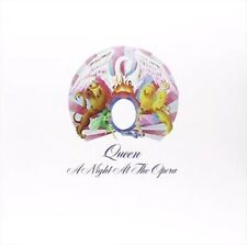 Queen a Night at The Opera 180gm Vinyl LP 2015 Half Speed Master &