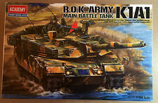 ACADEMY 13215 - 1/35 MAIN BATTLE TANK R.O.K. ARMY K1A1 - NUOVO