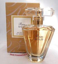 AVON Rare Gold Eau de Parfum Spray Genuine 50ml