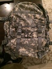 US ARMY ACU ASSAULT PACK w Back STIFFNER 3 DAY MOLLE II BACKPACK
