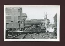 Lancashire Lancs LANCASTER railway round table engine 48394 1960 photograph