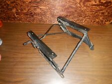 Jeep Wrangler YJ CJ5 7 8 76-95 Passenger Left Front Folding Seat Bracket Base
