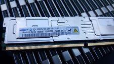 Hynix SAMSUNG 8GB 4Rx4 PC2-5300F ECC Server Workstation RAM Memory