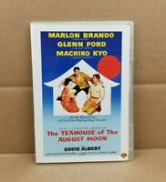 The Teahouse Of The August Moon (DVD, 2006, Slimcase) 1956 Movie Marlon Brando
