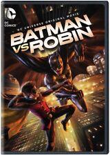 Batman Vs Robin [New DVD] Full Frame, Eco Amaray Case