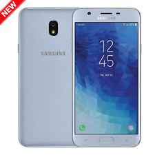 "Samsung Galaxy J7 Star (2018) 32GB SM-J737TS LTE T-Mobile 5.5"" 13MP Phone Silver"