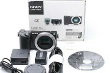 FedEx DHL Exc+5 in BOX Sony Alpha NEX 5R 16.1MP Digital Body Only JAPAN #200652