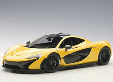 Autoart McLaren P1 1:18 Model Car 76021 Volcano Yellow
