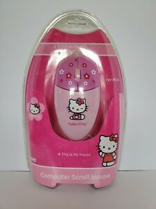 Sanrio Hello Kitty Spectra KT4090 Mouse 2007 Sealed in Original Package