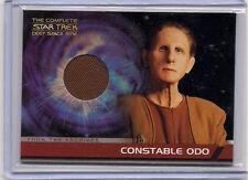 Complete DS9 Deep Space 9 Costume Card CC5 Rene Auberjonois Constable Odo