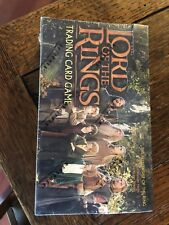 Lord of the Rings Trading Card Game The Fellowship of the Ring Booster Sealed