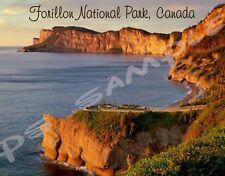 Canada -  Forillon National Park 1 - Souvenir Flexible Fridge MAGNET