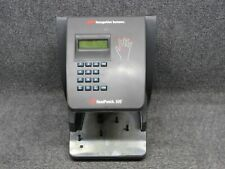 IR Recognition Systems HandPunch 50E Biometric Timeclock Terminal *Tested*