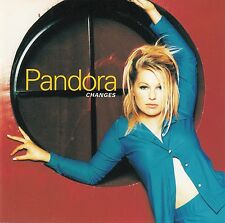 PANDORA : CHANGES / CD (MCA RECORDS MCD 70070) - TOP-ZUSTAND