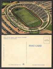 Old Sports Postcard - Football - San Antonio, Texas - Alamo Stadium