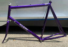 Klein Quantum Custom Road Bike Bicycle Frame 66cm. Made In USA. Dura Ace Headset