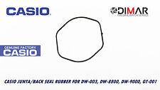 CASIO JUNTA/ BACK SEAL RUBBER, MODELOS. DW-003, DW-8800, DW-9000, GT-001