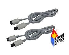 Set of 2 New 6 ft. Controller Cord Extensions for Sega Dreamcast