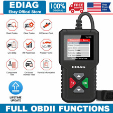 Automotive OBD Code Reader OBD2 Scanner Car Check Engine Diagnostic Scan Tool