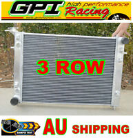 3ROWS Holden Commodore VN VG VP VR VS V6 3.8L ALLOY ALUMINUM RADIATOR