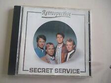 CD Secret Service - Retrospective (Rare Brazil Only)