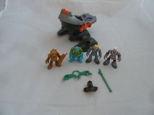 Imaginext Mini Figures and Vehicles Bundle