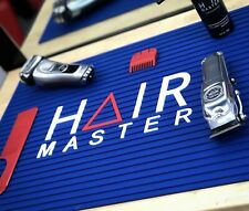 Har Master Barber Station Mat - Blue $25.00